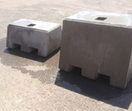 Marquee & Temporary Structure Weights (500kg & 1000kg)